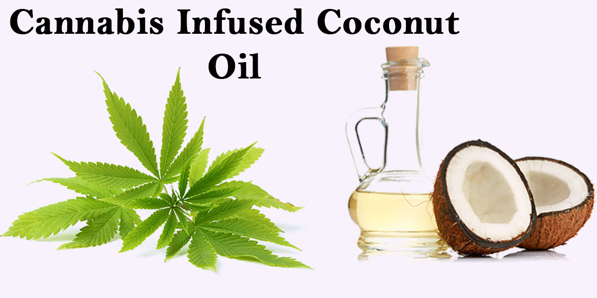 Featured Image of cannabis infused coconut oil