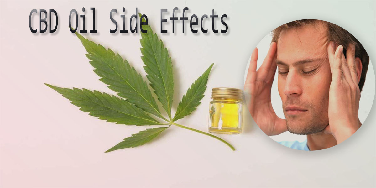Featured Image of cbd oil side effects