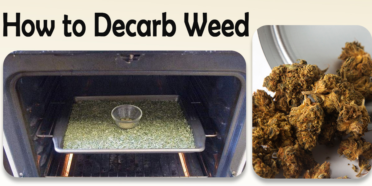 Featured Image of how to decarb weed