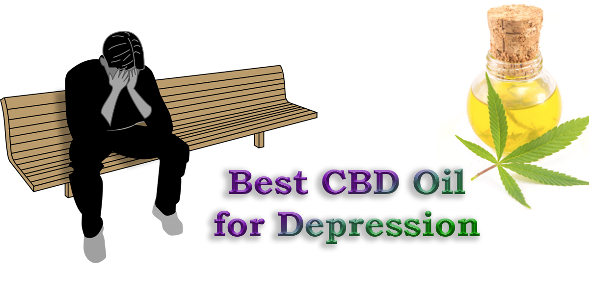 Featured Image of best cbd oil for depression